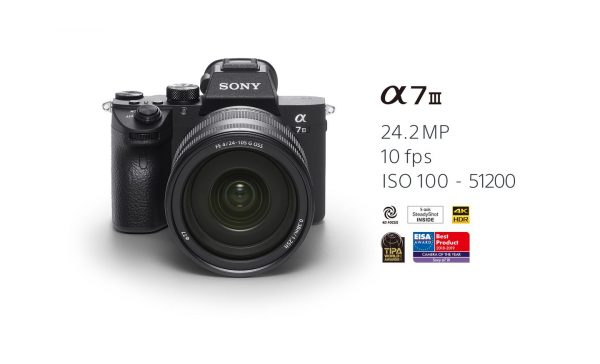 Sony A7 iii DSLR Camera Rental